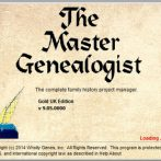 TMG-The Master Genealogist