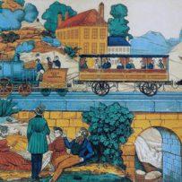 Chemin de fer et cheminots